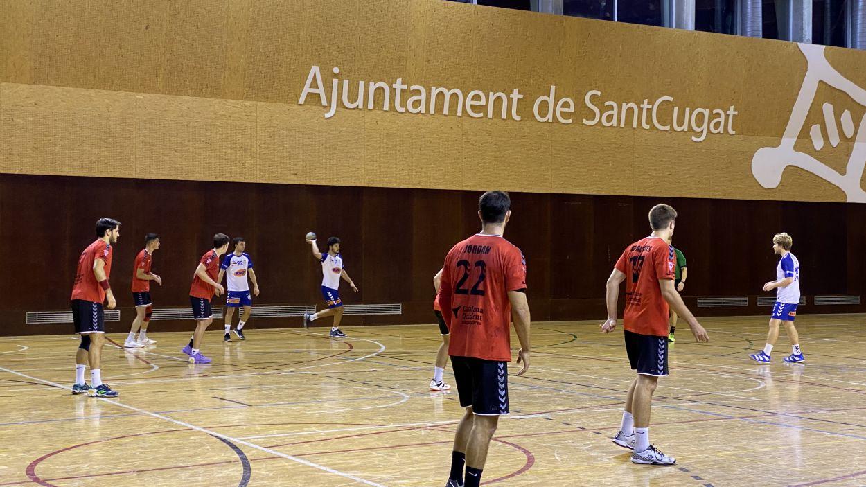 L'Handbol Sant Cugat tanca temporada al Pav 3 / Foto: Cugat Mèdia