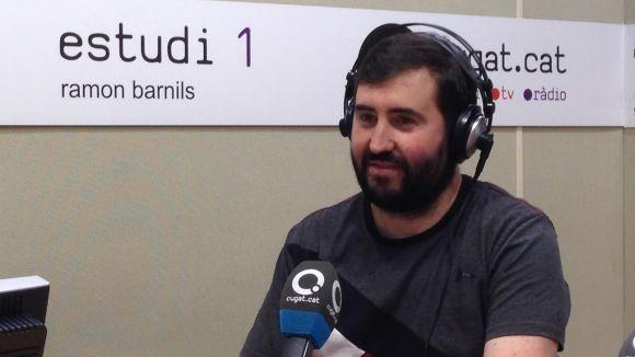López: 'La proposta era seguir a l'Handbol Sant Cugat, però crec que és el moment de marxar, m'ha faltat suport'