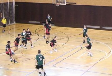 L'Handbol Sant Cugat crea la grada jove