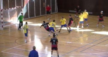 L'Handbol Sant Cugat s'imposa en un partit molt igualat contra l'Esplugues B