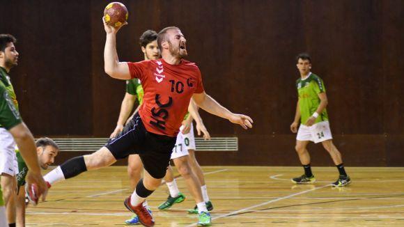 L'Handbol Sant Cugat s'enfronta a l'OAR Gràcia per un lloc a la semifinal de la Copa Catalana
