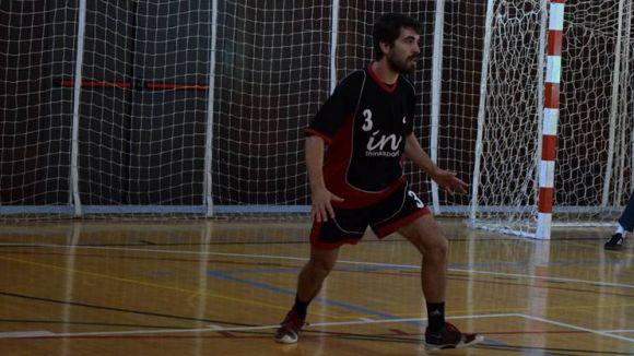 L'Handbol Sant Cugat empata a Pardinyes i no pot sumar el sisè triomf consecutiu