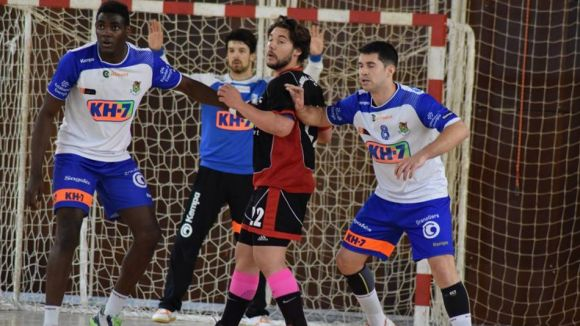 L'Handbol Sant Cugat debutarà a la lliga davant el Granollers B el 17 de setembre