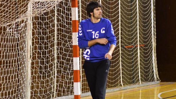 Un Handbol Sant Cugat amb poc en joc rep la visita d'un perseguidor, l'Handbol Sant Vicenç