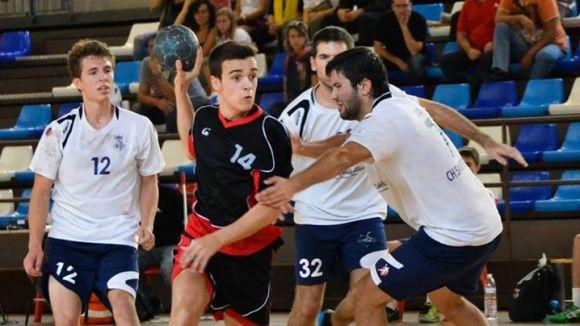 L'Handbol Sant Cugat suma la segona derrota de la temporada