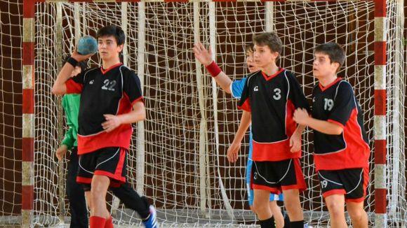 El juvenil, dos cadets i dos infantils de l'Handbol Sant Cugat participen al torneig d'Anaitasuna