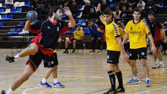 L'Handbol Sant Cugat tanca un curs històric amb una victòria de prestigi