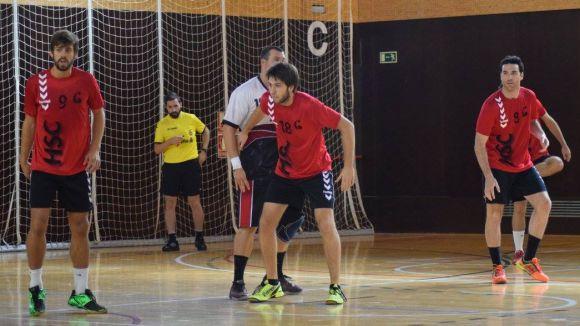 L'Handbol Sant Cugat vol redreçar el rumb a la segona volta / Font: Handbol Sant Cugat