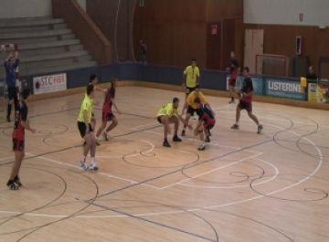 L'Handbol Sant Cugat cau a la pista del Cornellà i perd tres jugadors per lesió