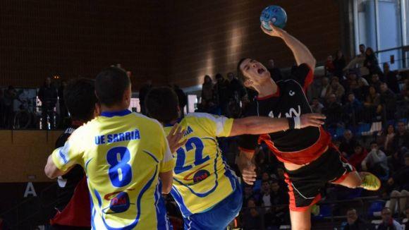 Els santcugatencs podrien enfrontar-se de nou a la UE Sarrià  / Foto: HSC
