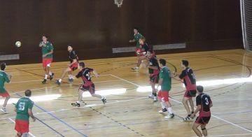 L'Handbol Sant Cugat suma la segona victòria consecutiva davant el Sant Quirze