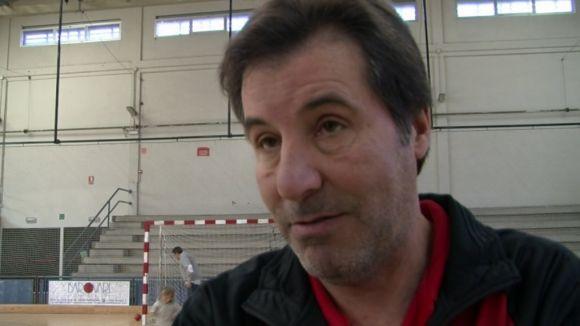 Sancho (HSC) 'Bernat Tous i Marc Jordán deixen tancada la banda dreta'
