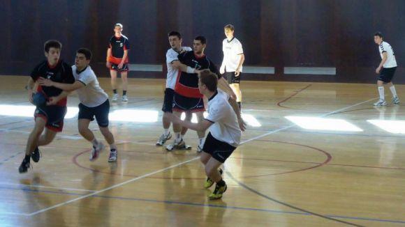 El juvenil de l'Handbol Sant Cugat afronta dues jornades decisives al Top 8