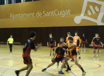 L'Handbol Sant Cugat organitza un torneig internacional per Setmana Santa