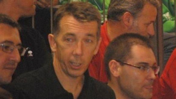 Miquel Catarineu és l'únic candidat a la presidència de l'Handbol Sant Cugat | Foto: Handbol Sant Cugat