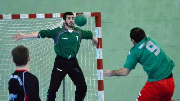 Miquel López deixa l'Handbol Sant Cugat per motius laborals