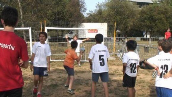La jornada multiesportiva de la Coordinadora serà aquest dissabte a la plaça de la Vila i a la Rambla del Celler
