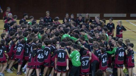 L'Handbol Sant Cugat fa pinya per encetar una nova temporada