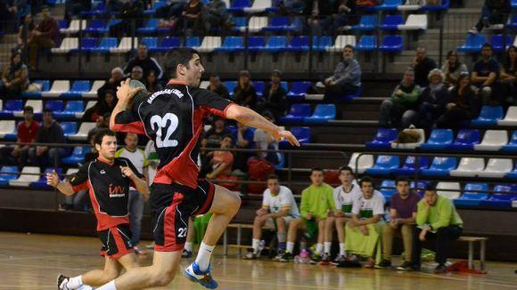 L'Handbol Sant Cugat es jugarà l'ascens a Primera Nacional a la nostra ciutat