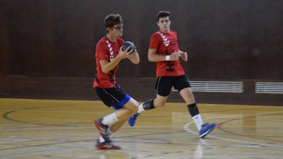 El juvenil de l'Handbol Sant Cugat, finalista a la Copa Catalunya