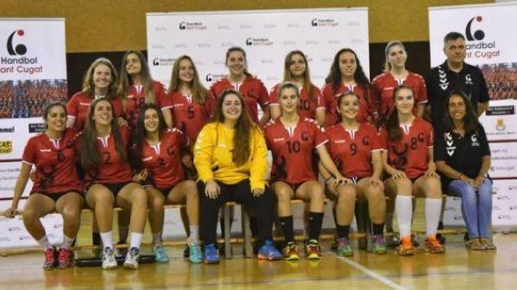 L'Handbol Sant Cugat femení tindrà nou tècnic, Martí Nicolau