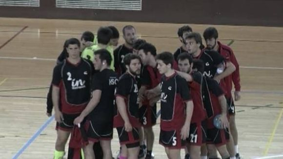 L'Handbol Sant Cugat pateix la cinquena derrota consecutiva