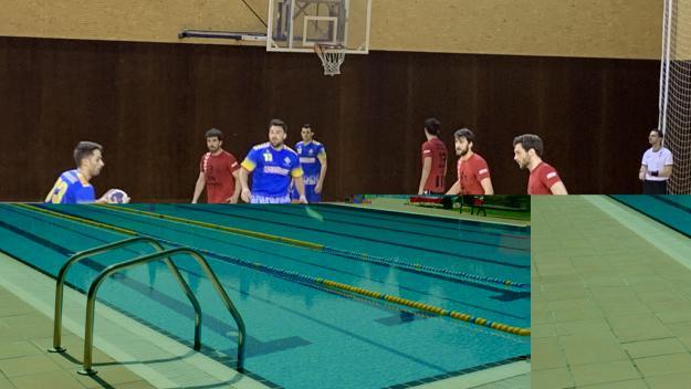 L'Handbol Sant Cugat continua en estat de gràcia / Foto: Handbol Sant Cugat