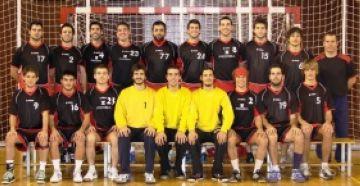 L'Handbol Sant Cugat rep la copa de Campions de Primera Catalana