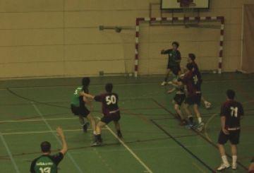 Bé l'Handbol Valldoreix, malament l'Handbol Sant Cugat B