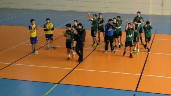 L'Handbol Valldoreix vol assolir l'ascens a Primera Catalana / Font: Handbol Valldoreix