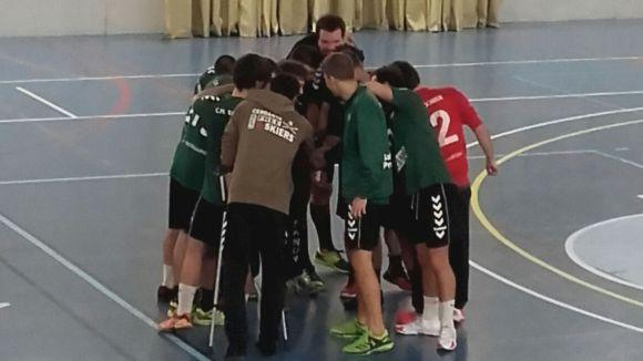 L'Handbol Valldoreix es desfà de la Societat Atlètica Súria per seguir somiant en la segona plaça