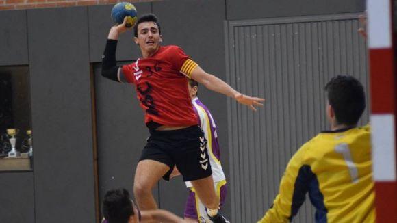Més enllà dels fitxatges, l'Handbol Sant Cugat s'ha nodrit amb jugadors del planter / Font: HSC