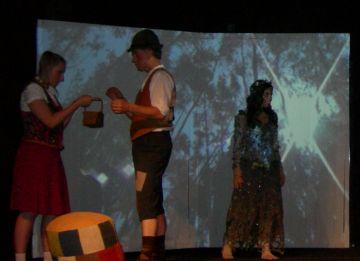 Fila Zero es llança amb el seu primer espectacle infantil