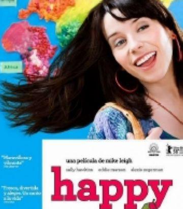 'Happy-Go-Lucky' tanca avui la 5a temporada del Cicle de Cinema d'Autor