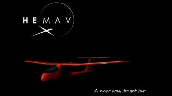 L'empresa Hemav sobrevola la 'Ciutat d'emprenedors' de Cugat tv