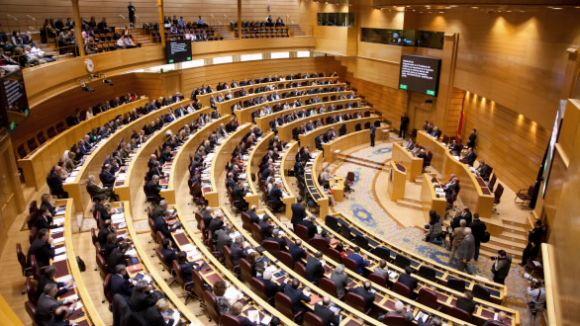 El Senat vota aquest dimarts la reforma estatal de l'administració local