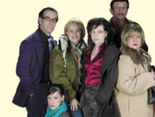 Repartiment d'actors del muntatge 'Els Hereus'