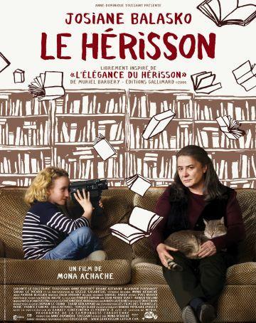 El Cicle Cinema d'Autor proposa avui l'adaptació a la gran pantalla de 'Le hérisson'