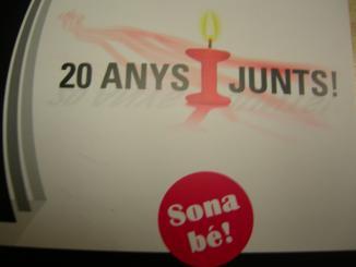 Hierros Sant Cugat commemora el seu vintè aniversari amb un concert al Teatre-Auditori