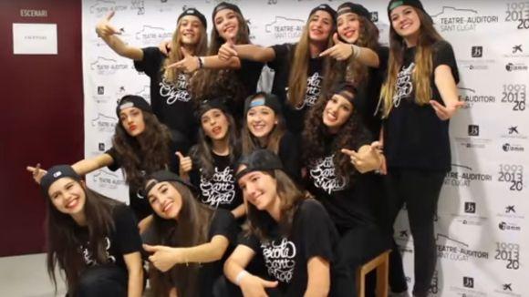 Més de 80 grups participen aquest dilluns al 7è Campionat de hip-hop amateur al Teatre-Auditori