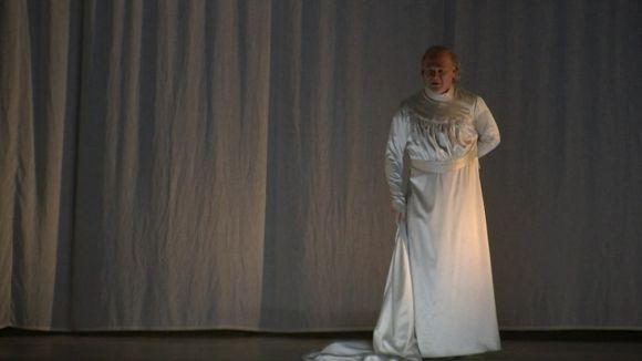 Lluís Homar demostra al Teatre-Auditori que ell és 'Terra Baixa'