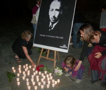ERC recorda Companys, encara pendent de la nul·litat del consell de guerra