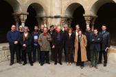 La presentació ha comptat amb polítics, artistes i amics de Garriga.