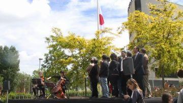 Sant Cugat, amb el poble japonès