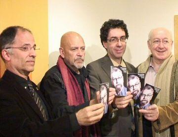 Sant Cugat es bolca en l'homenatge a Baltasar Porcel