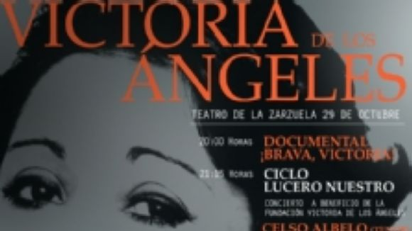 El Teatre de la Zarzuela de Madrid acull un concert benèfic de la Fundació Victòria dels Àngels