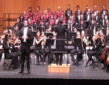 El Teatre-Auditori rep amb forts aplaudiments el concert 'Homenatge a la Sarsuela'