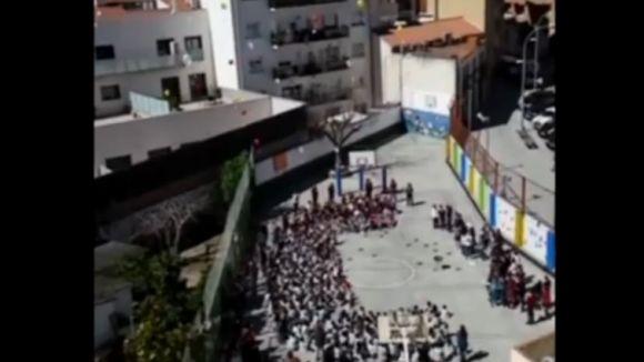 L'escola Santa Isabel agraeix les mostres de suport per la pèrdua en l'accident