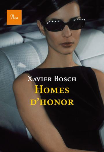 Els 'Homes d'honor' de Xavier Bosch arriben avui a les llibreries