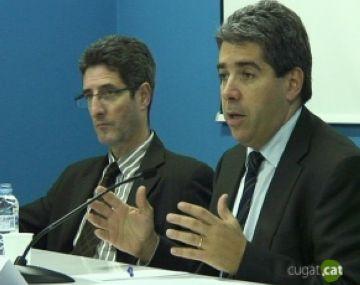 Francesc Homs (CiU) demana que no s'utilitzi la crisi com a 'excusa' per evitar parlar de finançament